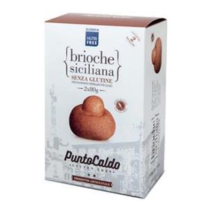 Nutrifree Punto Caldo Brioche Siciliana Gr.160