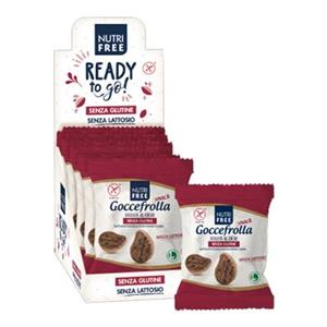 Nutrifree Ready To Go Goccefrolla Cacao Gr.30 Pz.8