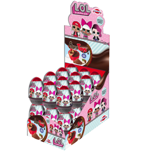 OVETTO CHOCO&TOYS LOL PZ.24