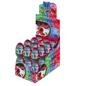 4410 - OVETTO CHOCO&TOYS PJMASKS PZ.24
