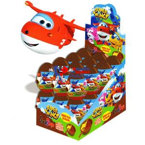 OVETTO CHOCO&TOYS SUPERWINGS PZ.24