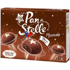3736 - PAN DI STELLE MOONCAKE GR.210 PZ.6