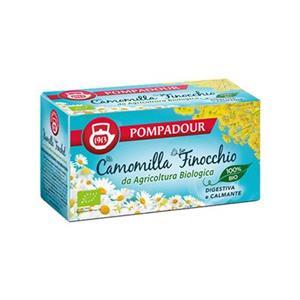 5969 - Pompadour Camomilla E Finocchio Pz.18
