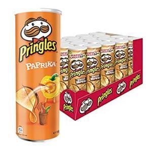 4987 -  Pringles Paprika Gr.165 Pz.19