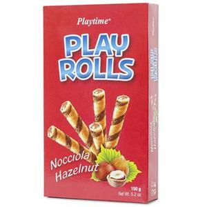 Playtime Rolls Nocciola Gr.150