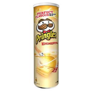 Pringles Emmental Gr.175
