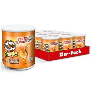 Pringles Paprika Gr.40 Pz.12