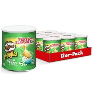 Pringles Sour E Onion Gr.40 Pz.12