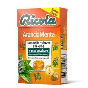Ricola Arancia Menta Gr.50 Pz.20