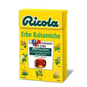 RICOLA ERBE BALSAMICHE PZ.20