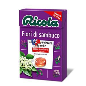 RICOLA FIORI DI SAMBUCO PZ.20
