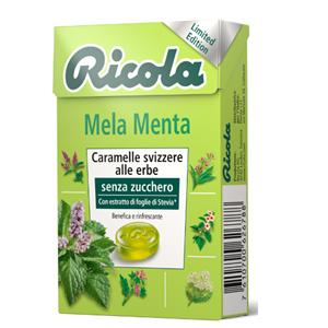 4145 - Ricola Mela Menta Gr.50 Pz.20