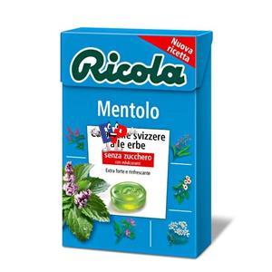 RICOLA MENTOLO PZ.20