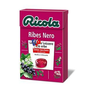 RICOLA RIBES NERO PZ.20
