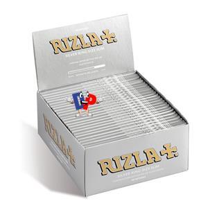 2107 - RIZLA GRIGIA SLIM PZ.50