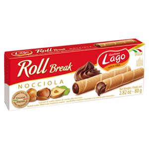 2383 - Roll Break Nocciola Gr.80 Pz.24