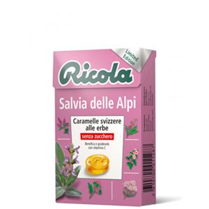 5643 - Ricola Salvia Delle Alpi Pz.20