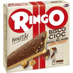 6322 - Ringo Biscocioc Nocciola Gr.162