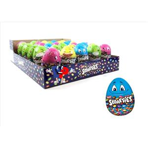 604 - SMARTIES FUNNY EGGS GR.50 PZ.30