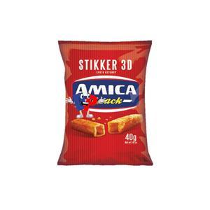 STIKKER KETCHUP 3D GR.40 PZ.24