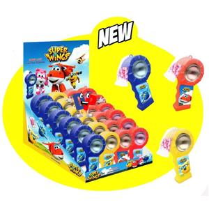 SUPERWINGS ROUND LIGHT PZ.24