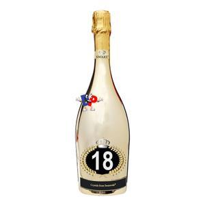 SWART SWAROVSKI GOLD 18 CL.75