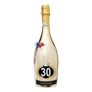 SWART SWAROVSKI GOLD 30 CL.75