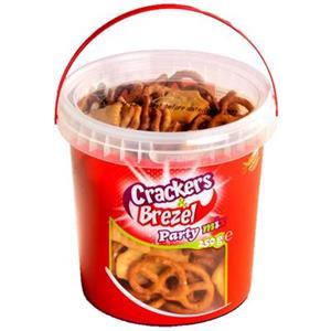 Secchiello Crackers & Brezel Mix Gr.250