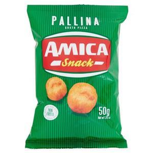 Snack Pallina Pizza Gr.50 Pz.24