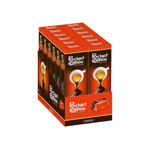 4750 -  Stick Pocket Coffee Bipack Gr.12,5 Pz.8