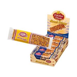 Sweet Crispy Arachidi Gr.25 Pz.34