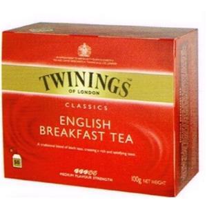 TEA TWININGS CLASSIC PZ.100