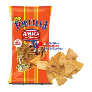 TORTILLA CHEESE GR.200 PZ.1