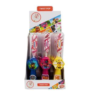 TWIST POP BIP MIX GR.10 PZ.12