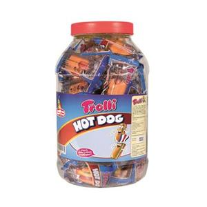 5588 - Trolli Baratollo Hot Dog Gr.10 Pz.60