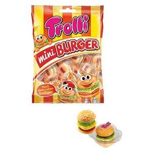 6042 - Trolli Busta Mini Burger Gr.100