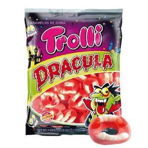 Trolli Dracula Lucidi Busta Gr.100 Pz.12