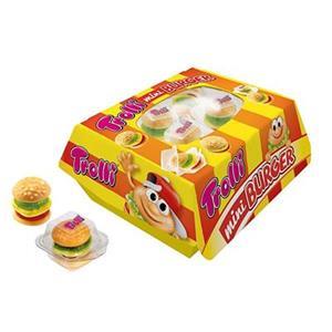6040 - Trolli Vaschetta Miniburger Gr.150