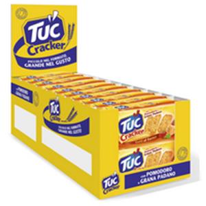 Tuc Crackers Pomodoro Gr.31 Pz.20