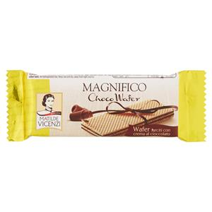 VICENZI WAFER MAGNIFICO CACAO GR. 25 PZ.24