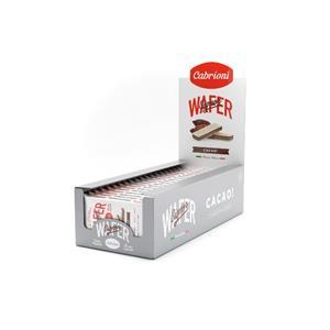 Wafer Cabrioni Cacao Gr.45 Pz.20