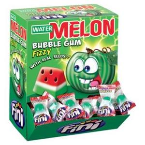 Chicle Melon Gum Gr.5,5 Pz.200