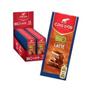 Cote D'or Bio Tavolette Latte Gr.35 Pz.30
