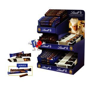 4507 -  EXPO SNACK LINDT PZ.168