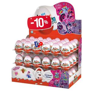 2243 - KINDER SORPRESA ENCHANTIMALS  PZ.72