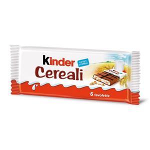 3650 -  Kinder Cereali Gr.23,5 Pz.6