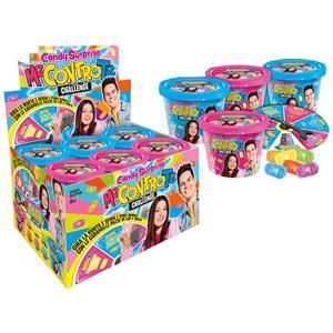 Me Contro Te Candy Surprise Challenge Gr.25 Pz.12