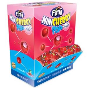 Mini Cherry Pop Gum Gr.9 Pz.150