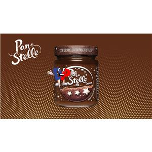 5254 -  PAN DI STELLE CREMA SPALMABILE GR.300