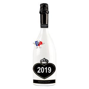 SWART SWAROVSKI WHITE 2019 CL.75